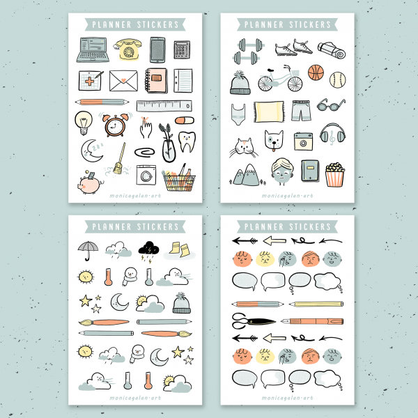 Planner-Stickers-by-Monica-Galan-samples